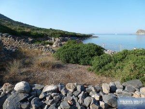 Überreste der Fokas-Kirche