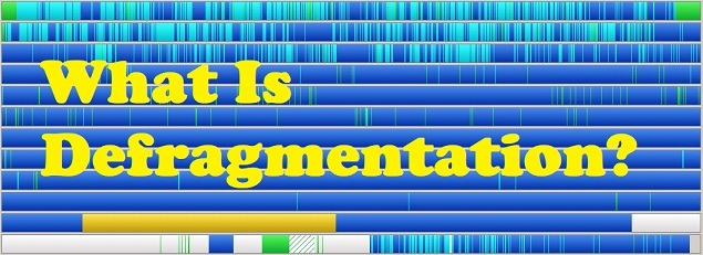 What is Defragmentation