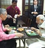 Modi-in-Singapore-Visit