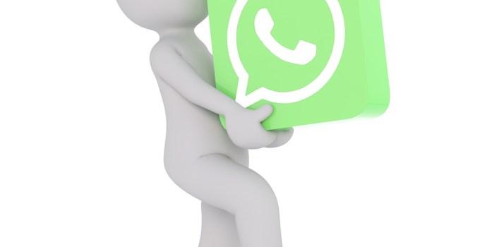 whatsapp needs biometric for web version login