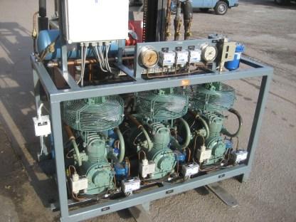 Kompressoripukk Bitzer 2N-5,2Y