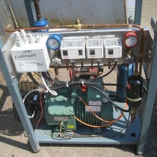 Kompressoripukk Bitzer 4CC-6,2Y