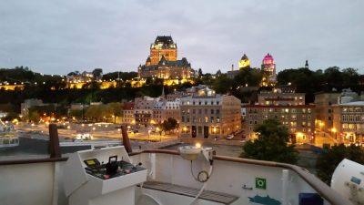 Kreuzfahrt Begeistert Kreuzfahrtblog, Kreuzfahrtbericht Kreuzfahrtportal Kreuzfahrthafen Quebec Kreuzfahrt-Blog