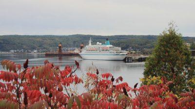 Kreuzfahrt Begeistert Kreuzfahrtblog, Kreuzfahrtbericht Kreuzfahrtportal Kreuzfahrthafen Saguenay Kreuzfahrt-Blog