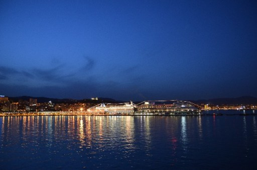 Palma bei Nacht 1