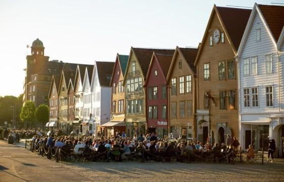Traumhaft: Die Städte Norwegens versprühen ihr ganz eigenes Flair.