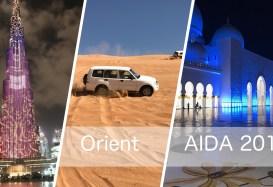 Reisevideo: AIDAstella Orient Dezember 2016