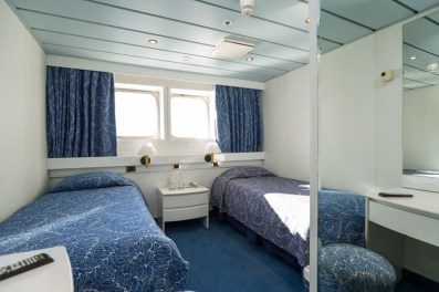 Cruise & Maritime Voyages Astoria Premium Twin Ocean View