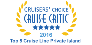 Carnival Cruise Line Cruisers Choice Destination Top 5 Private Inseln