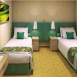 Carnival Cruise Line Carnival Horizon Cloud 9 Spa Innenkabine