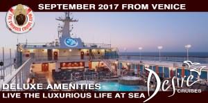 The swinger cruise Desire-Cruise-2017 Kreuzfahrt