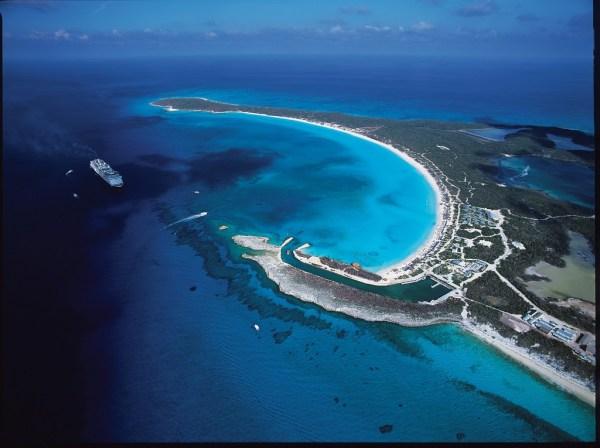 Holland America Line Half Moon Cay