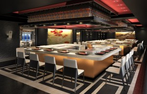 Norwegian Cruise Line Norwegian Joy Teppanyaki