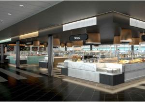 TUI Cruises Mein Schiff 1 Anckelmannsplatz Buffetrestaurant