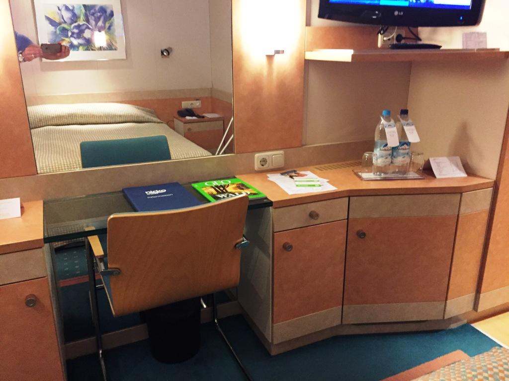 reisebericht donau GEO Cruise flussreise nicko cruises Kabine