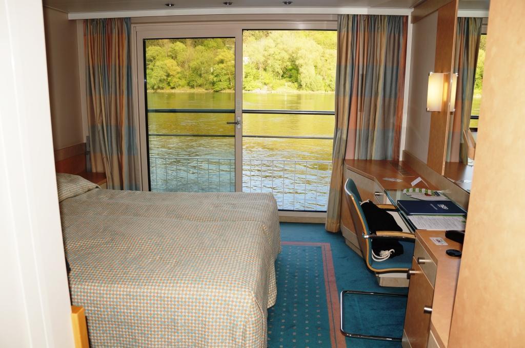 reisebericht donau flussreise-kabine ms maxima