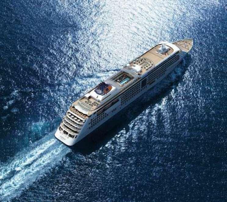 HL Cruises  -ms  Europa 2