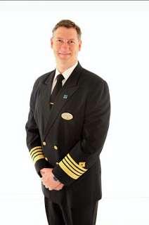 , Norwegian Cruise Line stellt Kapitäne und Hoteldirektor der Norwegian Breakaway vor