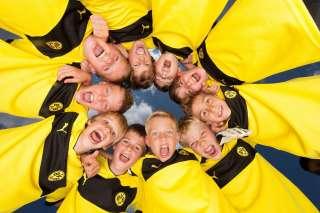 , Pressemeldung: Kicken auf Kreuzfahrt: AIDA Soccer Camp mit Borussia Dortmund
