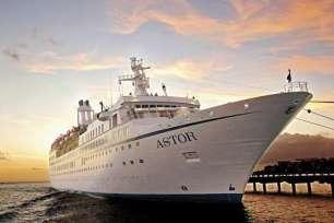 Traumreise auf der MS Astor