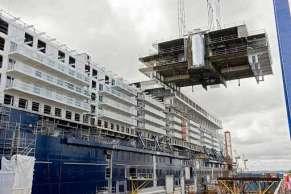 Tui Cruises LNG Schiffe