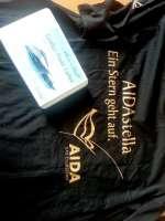 , Fan werden und AIDAstella T-Shirt gewinnen