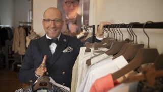 """, Neues Reiseformat """"fashion2sea"""" auf MS EUROPA 2: 2015 mit Designer Thomas Rath an Bord"""