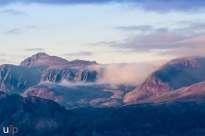 Atemberaubende Landschaften entlang der der norwegischen Fjorde