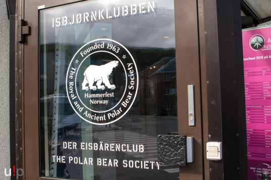 Exklusiv auf Hammerfest - Der Eisbärenclub.