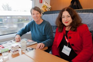 AIDA Umweltdirektorin Dr. Monika Griefahn mit Bundesumweltministerin Dr. Barbara Hendricks_Copyright Bjoern Foerster