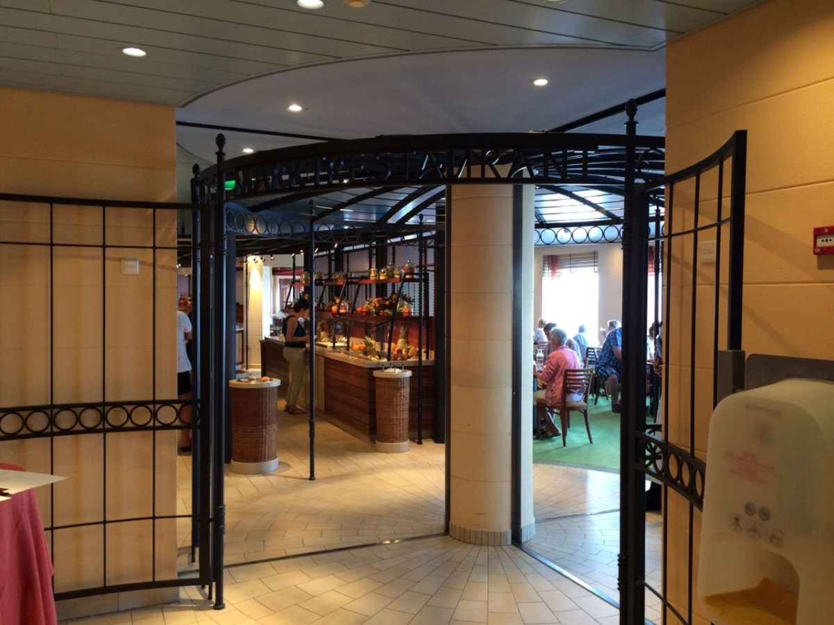 AIDAsol Faktencheck - Restaurants & Preise