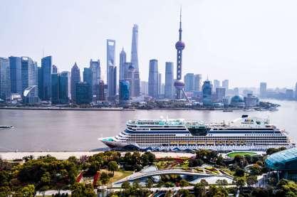 AIDAbella_Shanghai