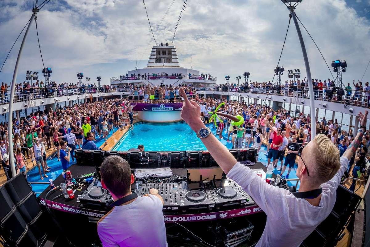 Tui-Cruises mit  BigCityBeats auf Rekordjagd!