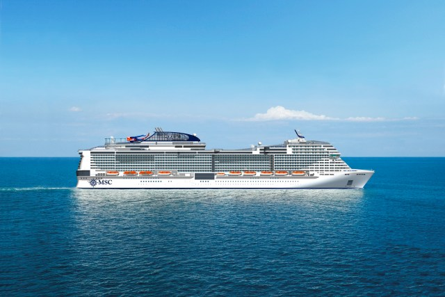 MSC Cruises  MSC Bellissima