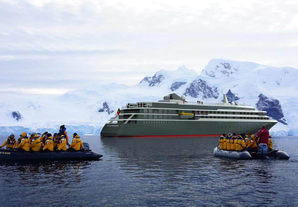 "Nicko Cruises: Geheimtipp ""World Explorer"""
