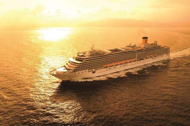 Costa Luminosa_Weltreise
