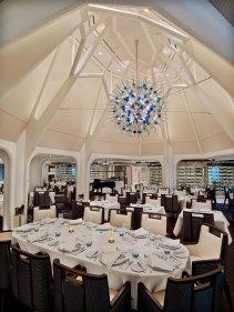 Seabourn Ovation Restaurant © Seabourn