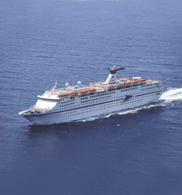 Seajets und CMV / TransOcean