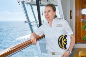 AIDA Cruises Kapitänin