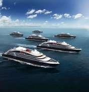 PONANT Explorers - sechs Schiffe (c) Studio Ponant - Stirling Design International