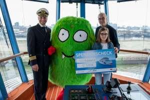 AIDA Cruises Spende