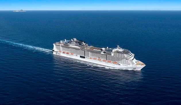 """umwelttechnik msc grandiosa, MSC Cruises langjähriges Engagement für die Umwelt wird auf dem """"Global Sustainable Shipping and Ports Forum"""" in Kopenhagen honoriert"""