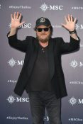 Father of Italian blues Zucchero Fornaciari performed on the evening