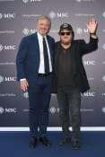 MSC Cruises Executive Chairman, Pierfrancesco Vago and Zucchero