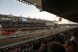Fri 23 Nov (F1 Practise session)