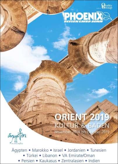 Orient 2019