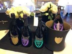 , Dom Pérignon Champagner & Food Pairing-Dinner