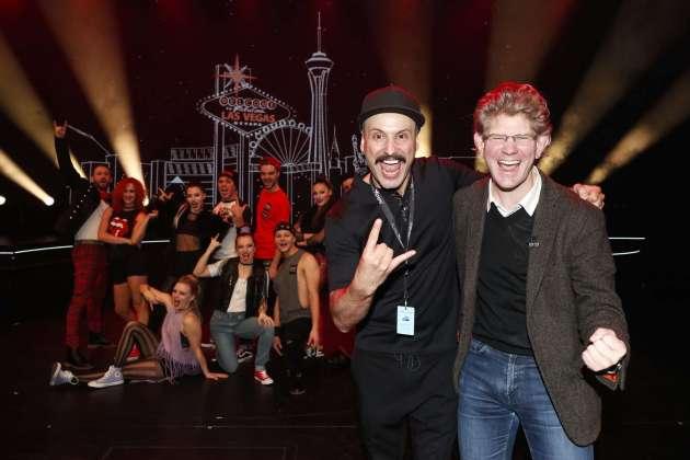 """, """"Masters of Dance""""–Juror Vartan Bassil rockt das Schiff – Premiere von """"The Rock-Tour"""" an Bord der Mein Schiff 2 Hamburg,"""