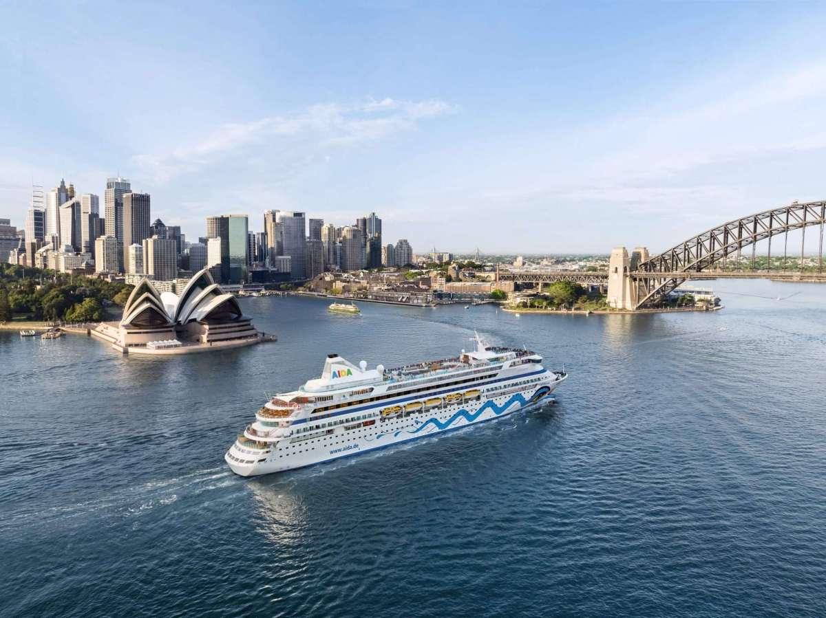 Buchungsstart fur AIDA Weltreise 2020/2021 mit AIDAaura