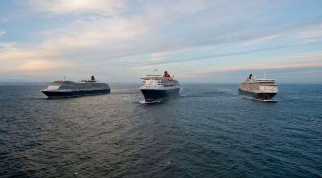 Cunard Programm 2020/2021